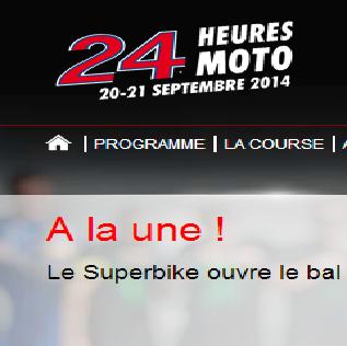 24 heures moto 2014