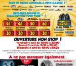 Braderie Cardy Coignières 4-6 avril 2014