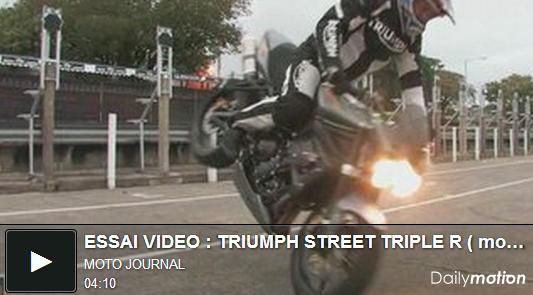 triumph street triple r
