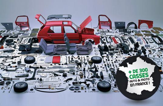 voiture pieces détachées