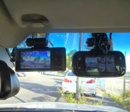 dashcams ou caméras embarquées